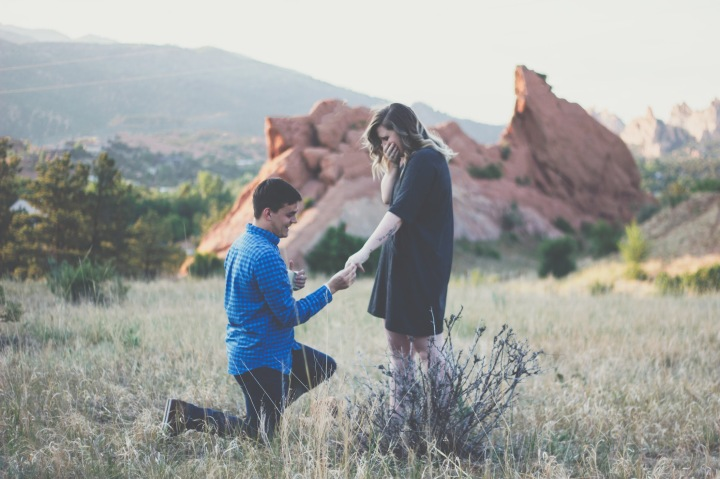 Celeste + Brandon Engagement Story…